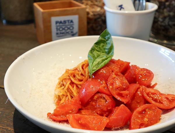 「待ってました!麻岡さんのフルーツトマト!」